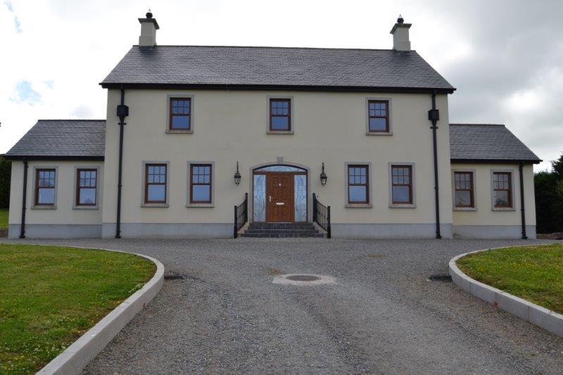 Passive house swish windows upvc windows doors for Upvc french doors northern ireland