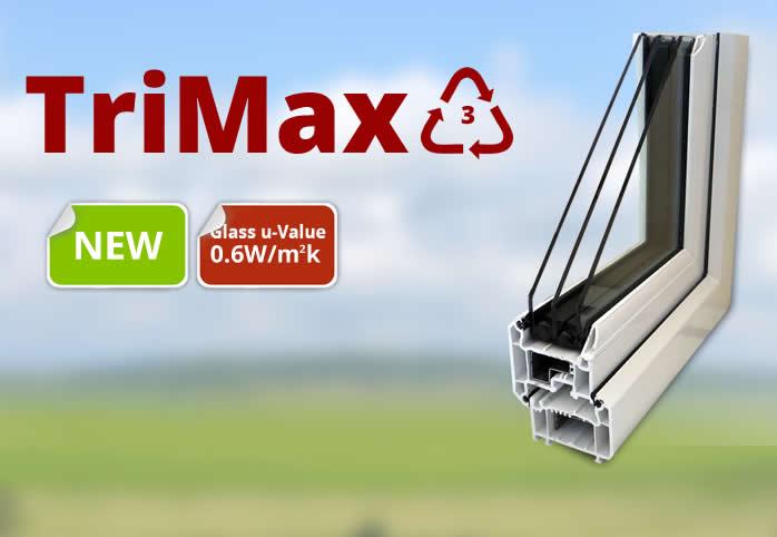 Triple Glazing Trimax Swish Windows Upvc Windows Doors