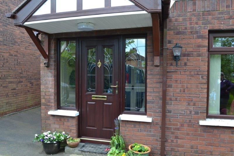 Entrance doors swish windows upvc windows doors for Upvc french doors northern ireland
